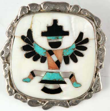 Native American jewelry trove leads Holabird Aug. 5-9 auction