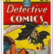 Copies of Golden Age comics in great condition, such as Detective Comics #27, which introduced Batman, easily sell for more than a million dollars. Still, this 5.0-grade example brought $1.125 million in June 2021 at Heritage Auctions.