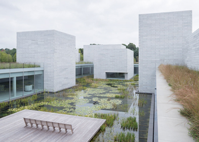 Glenstone Museum to add building for large-scale work by Richard Serra