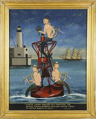 Marine art treasures enliven Osona's Aug. 7-8  sale