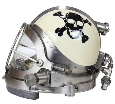 Vintage diving helmets to surface at July 17 Nation's Attic auction