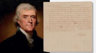 Jefferson, Washington & Franklin lead RR's July 14 sale