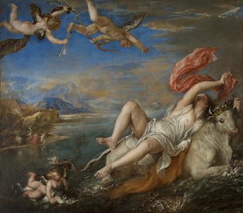 Titian: Women, Myth & Power opens Aug. 12 at Gardner
