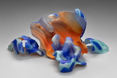 SFO Museum devotes show to studio glass pioneer Marvin Lipofsky