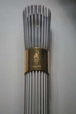 1996 Olympics memorabilia: too much of a good thing
