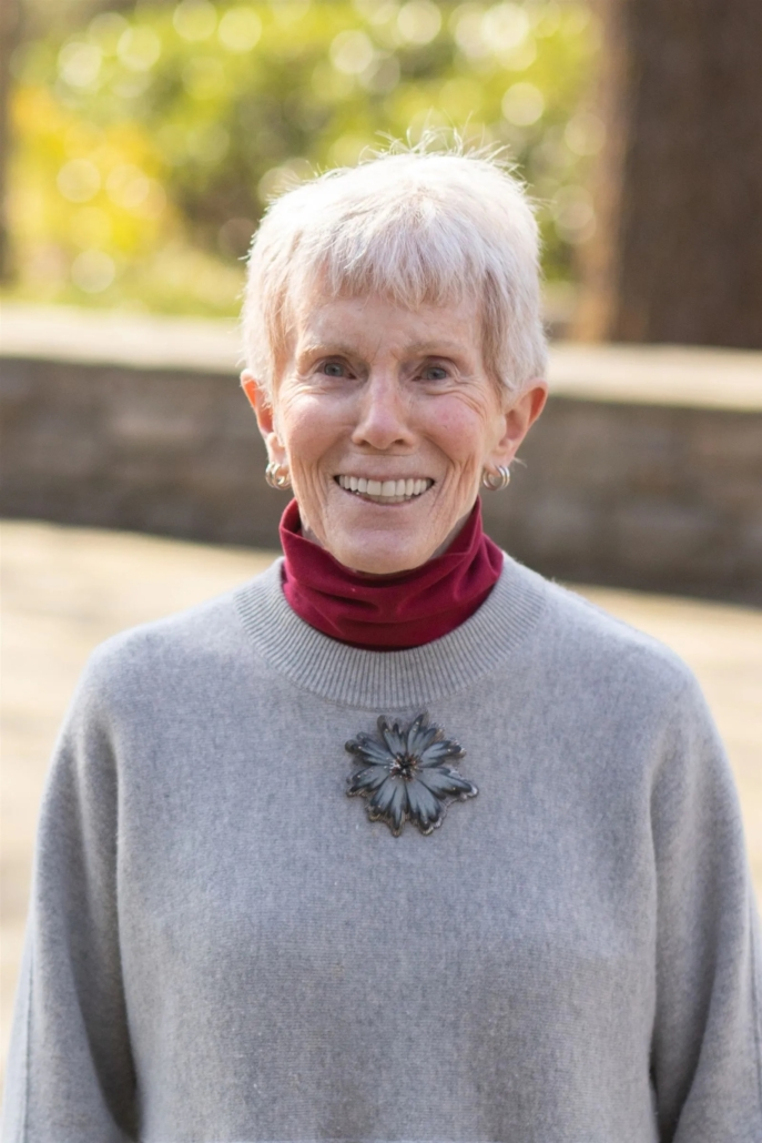 Anne L. Stone, one of the BMA's five new trustees. Image courtesy of the BMA.