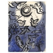 Marc Chagall, 'Creation for Drawings from the Bible,' est. $350-$400