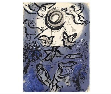 Chagall, other modern art masters headline Jasper52 auction
