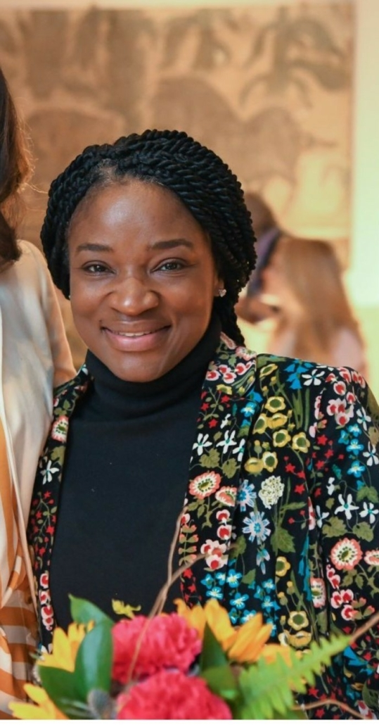 Lori N. Johnson, one of the BMA's five new trustees. Image courtesy of the BMA.