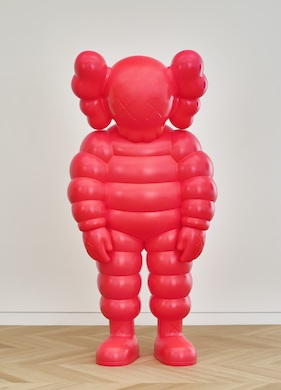 Last call for KAWS exhibit at the Brooklyn Museum
