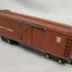 1946 American Flyer G. Fox & Co. S gauge toy boxcar train, $18,975