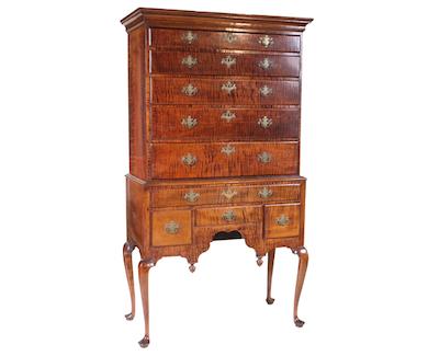 Estate furniture, antiques lead Nye & Co. Sept. 8-9 auction