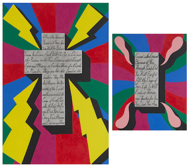John Moran's Sept. 14 sale features contemporary art from Byrne collection