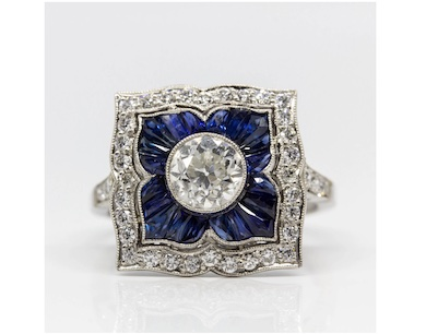 Aug. 10 auction showcases stunning antique jewelry collection