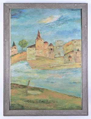 Ram Kumar, Jean Charlot works grace Bruneau's Aug. 19 auction