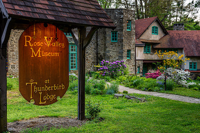 Rose Valley Museum co-hosts Arts & Crafts conference