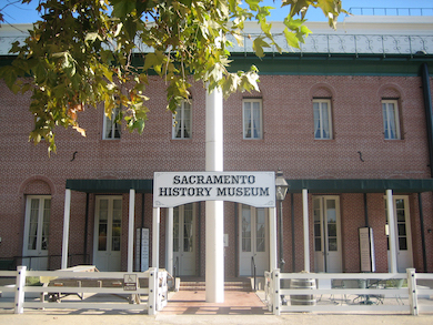 Gold artifacts stolen from Sacramento History Museum
