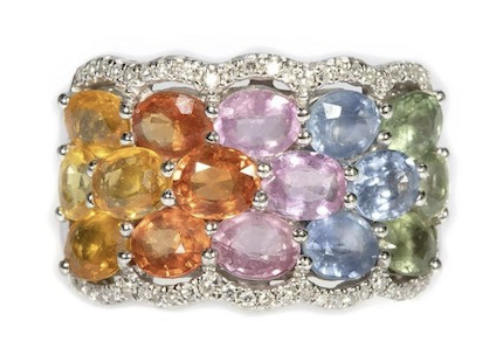 Delightful jewelry, estate art await at Aug. 28 Turner auction