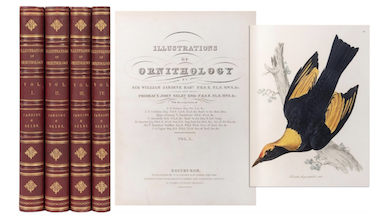 Potter & Potter's Aug 28 book auction spans Melville to Rowling