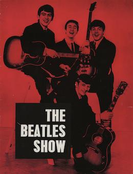 1963 Beatles-signed show program tops $30K at RR Auction