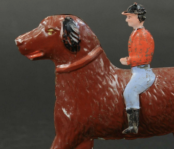 Bertoia's to auction Part II of Schroeder antique toy collection, Sept. 10-11