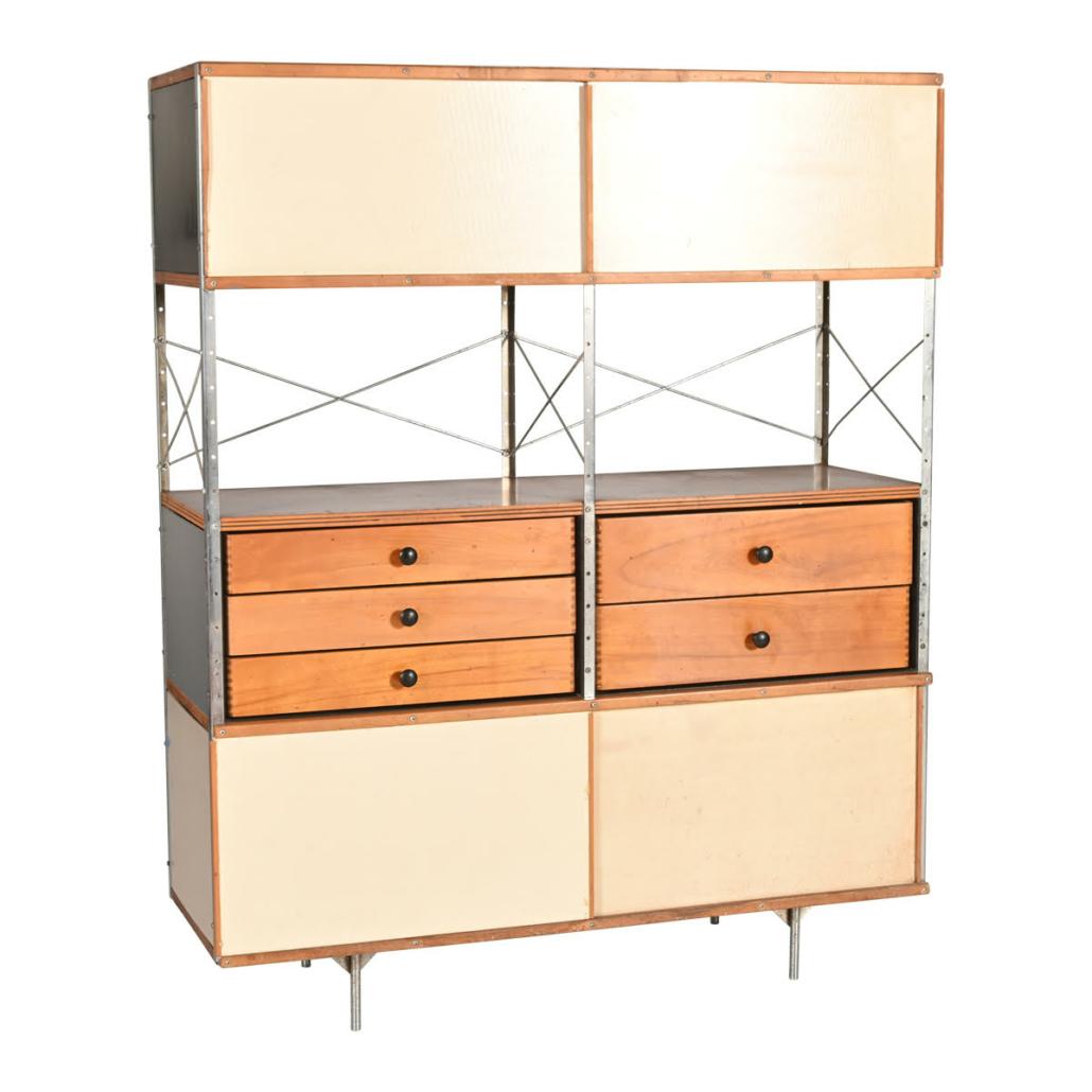 Eames storage unit, $9,600
