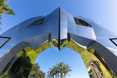 Hubert Phipps' monumental 'Rocket' sculpture chosen for public art initiative