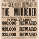An 1865 U.S. government broadside promising $100,000 for help catching the assassin of President Abraham Lincoln will be offered at Heritage Auctions in September, estimated at $50,000+.