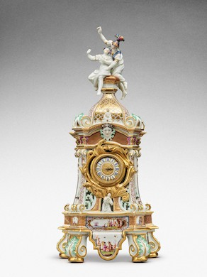 Oppenheimers' premier Meissen collection slated for NY auction