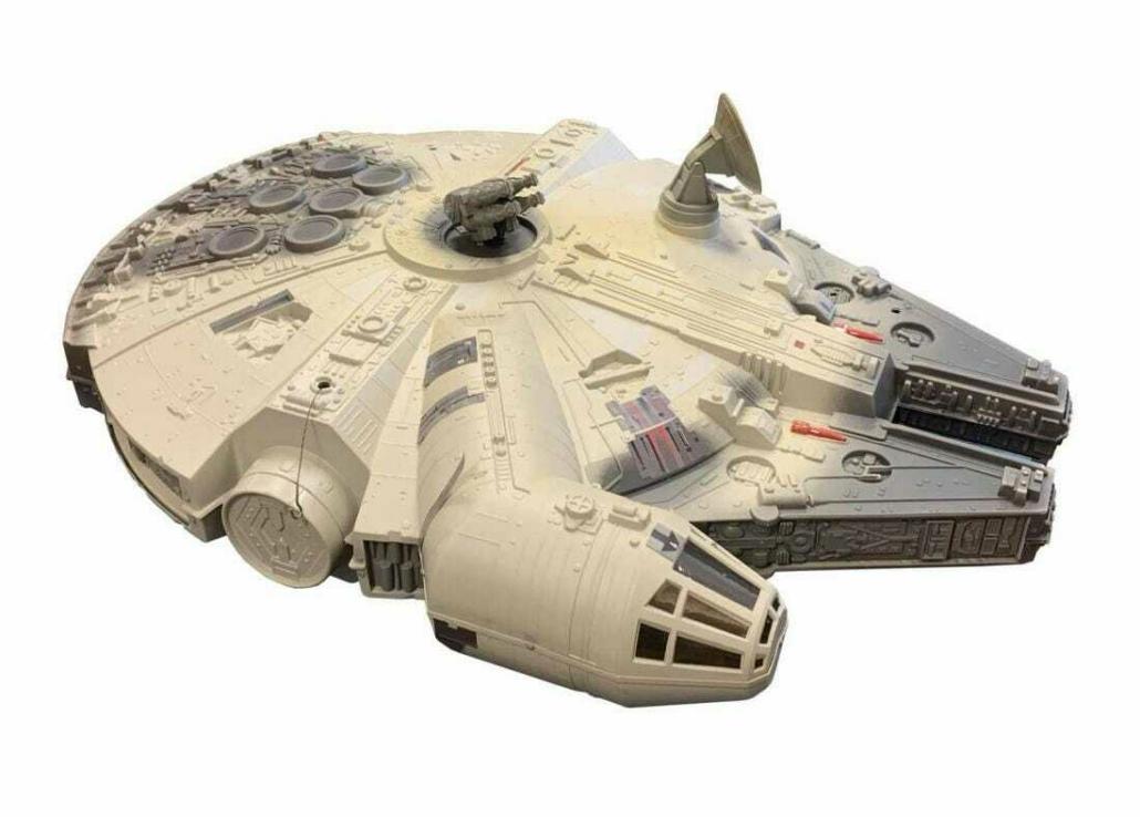 Large Millennium Falcon store display, est. $2,000-$3,000