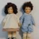 R. John Wright dolls from Little Children Series I, est. $800-$1,000
