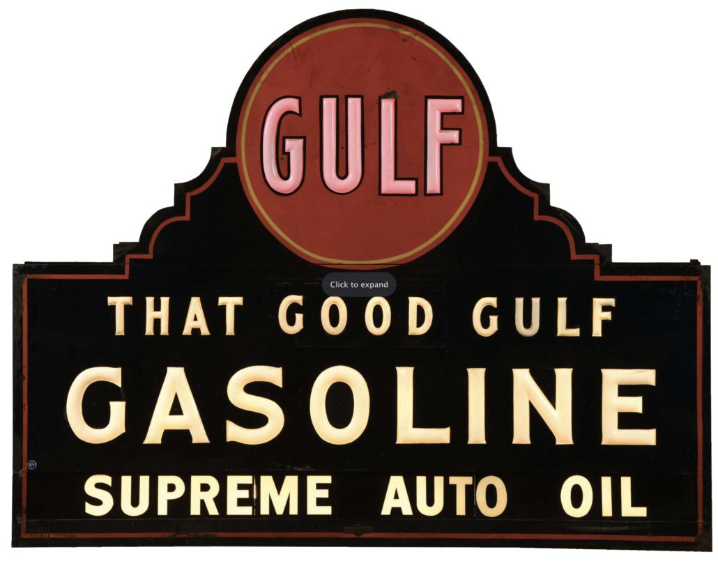 automobilia petroliana