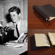 JFK's summer 1945 diary, est. $750,000-$1 million