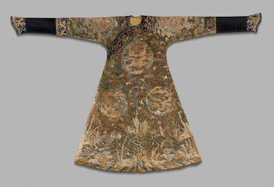 Nelson-Atkins unspools tales of Asian textiles in 'Weaving Splendor'