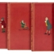 Collection of five Christmas books by Charles Dickens, $28,000