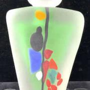 J.L. Garcin frosted glass perfume bottle, est. $100-$400