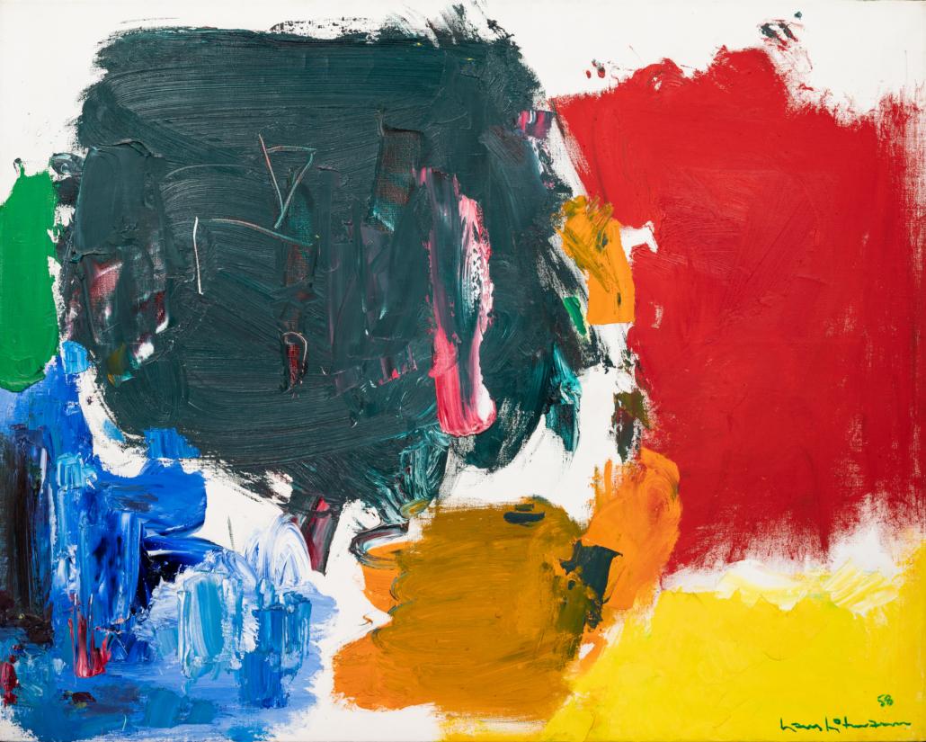 Hans Hofmann, 'Mutation in Transition,' est. $500,000-$700,000