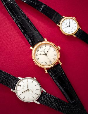 Oct. 5 Hindman Timepieces sale showcases designer brands