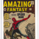 The finest-known copy of Amazing Fantasy No. 15, featuring Spider-Man's debut, sold for $3.6 million and a world auction record for any comic book September 9 at Heritage Auctions.