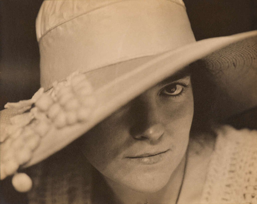 Edward Steichen (1879–1973), 'Dana, France,' 1923, gelatin silver print, Amon Carter Museum of American Art, Fort Worth, Texas, Bequest of Finis Welch, © 2021 The Estate of Edward Steichen / Artists Rights Society (ARS), New York