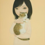 Hideaki Kawashima, 'Cat,' $21,250