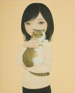 Kawashima's 'Cat' charmed bidders at John Moran sale