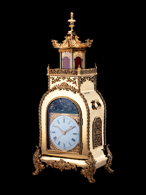 Hindman presents objects from Halim Time & Glass Museum, Sept. 24