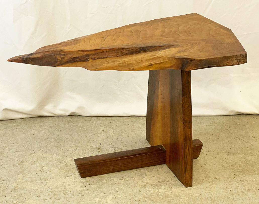 George Nakashima Minguren side table, $8,750