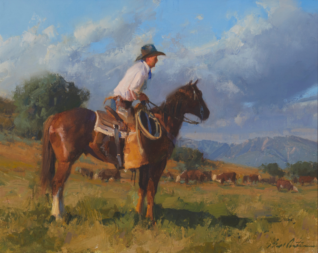 Bill Anton, 'Range Management,' $10,625