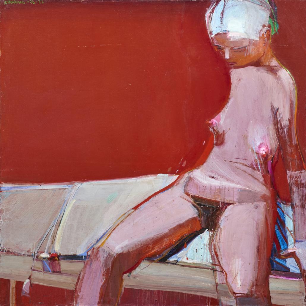 Raimonds Staprans, 'Nude – Untitled,' est. $80,000-$120,000
