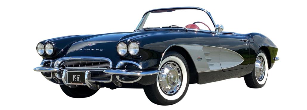 1961 Chevrolet Corvette Resto-Mod, est. $92,000-$95,000