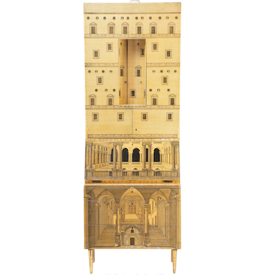 Bar-cabinet by Fornasetti & Ponti leads Heritage Sept. 30 sale