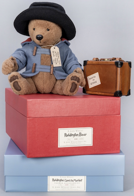Bears, toys, novelties and more at Potter & Potter, Sept. 25