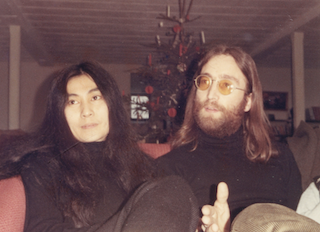 AUDIO: Unpublished Lennon/Ono interview, song with Danish schoolboys to be auctioned